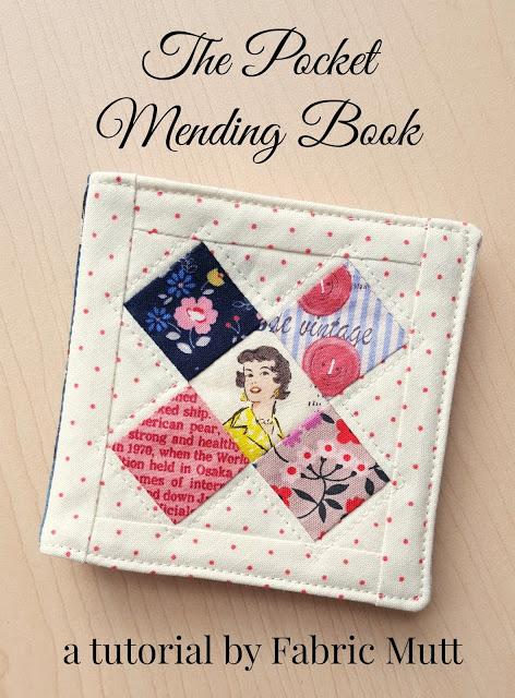 Pocket Mending Book