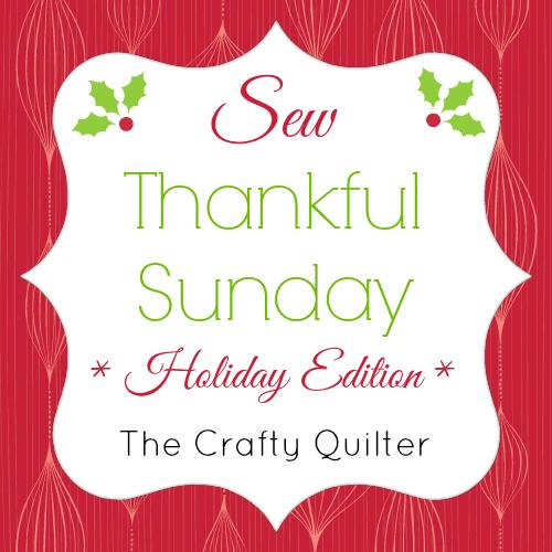 Sew Thankful Holiday