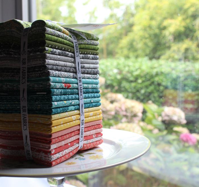 My Sunday Stash: One Room School House from RJR Fabrics