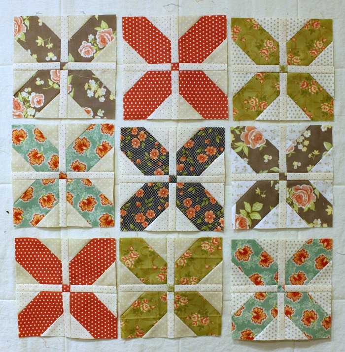 mini-hugs @ The Crafty Quilter