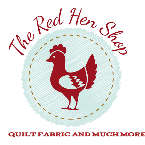 February Favorite at The Crafty Quilter: The Red Hen Shop, quilt fabric and much more on Etsy