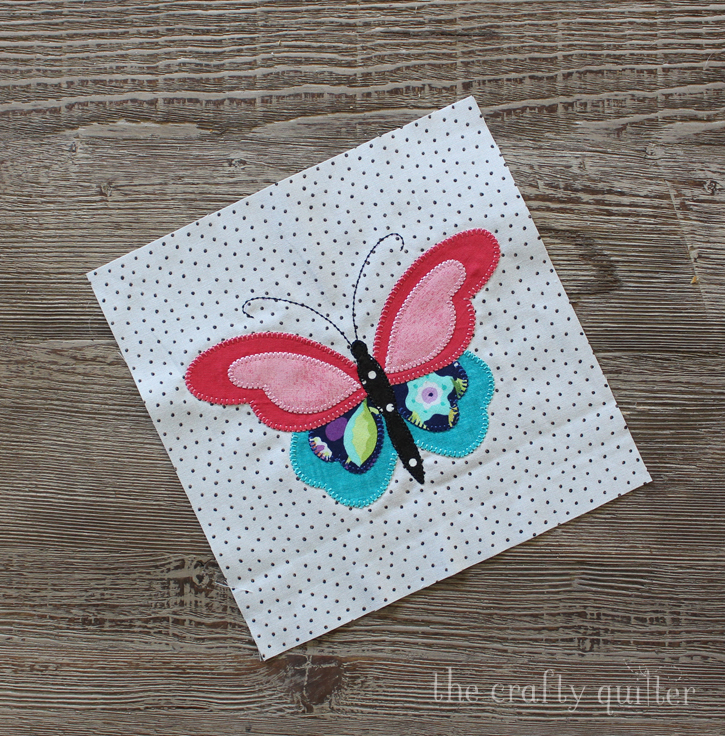 Four unique ways to use stencils by Julie Cefalu @ The Crafty Quilter