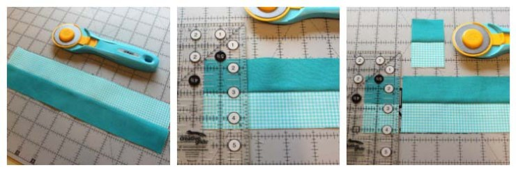 """Summer Fun Quilt Along @ The Crafty Quilter features a bright and happy wall hanging that measures 30"""" x 32"""". Week 1 instructions include the checkerboard rows and the wave blocks."""