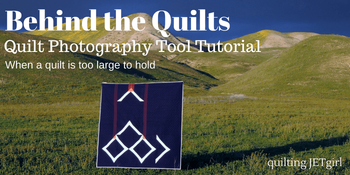 Quilt Photography Tool Tutorial @ Quilting Jetgirl