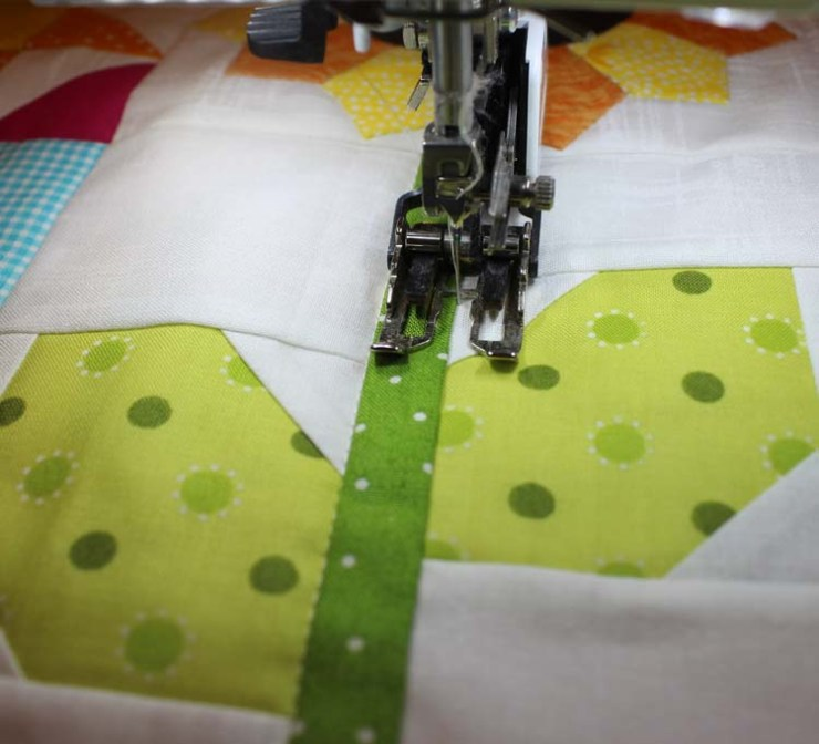 Wednesday WIP (work in progress) @ The Crafty Quilter