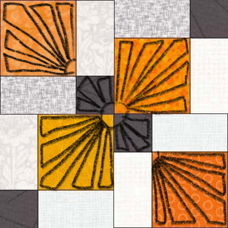 Using Procreate to audition quilt designs @ The Crafty Quilter