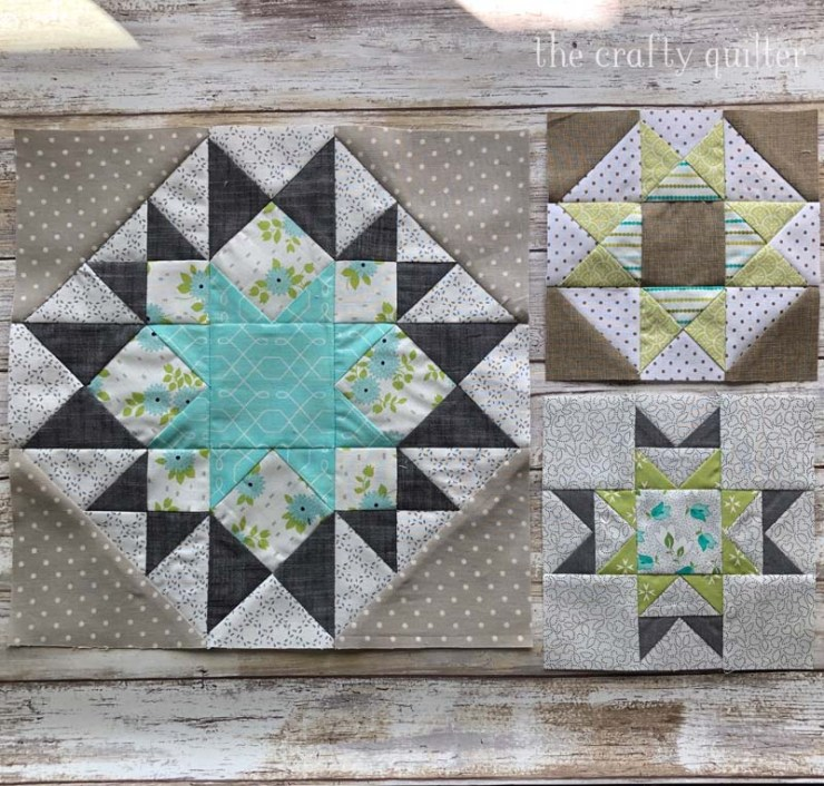 Quilting during Covid includes these blocks from the Timeless Tradition BOM.