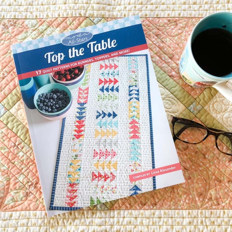 Top The Table is a wonderful book for quick projects and gifts for your table.