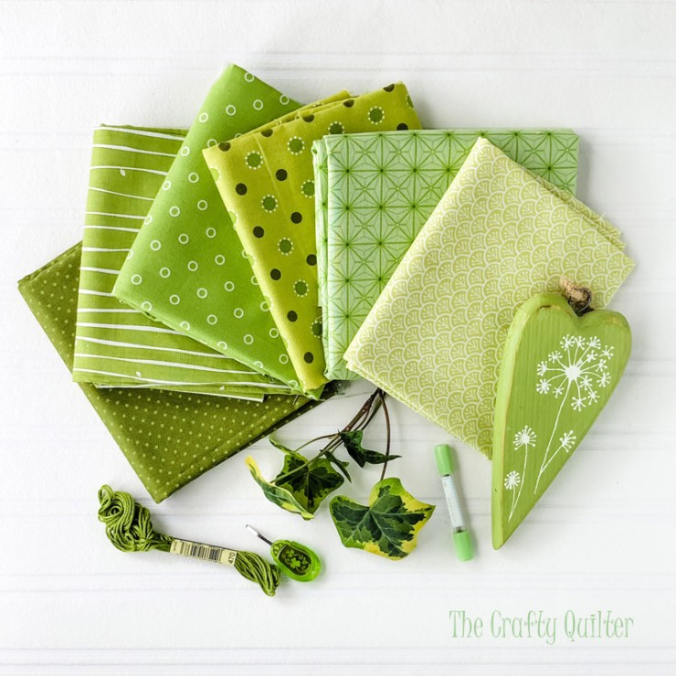 I am inspired by the color green right now!  I have lots of images and projects to share that will inspire you too!