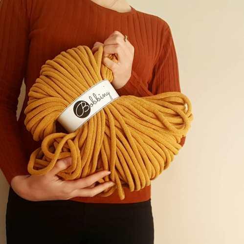 Bobbiny Jumbo Rope recycled yarn