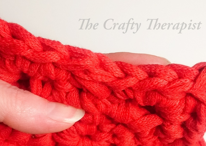 Crochet tutorial Invisible Finish