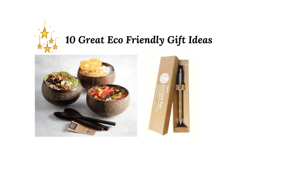 Ecofriendly gift ideas