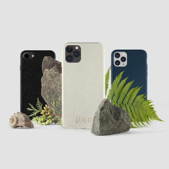 Biodegradable I-phone cases eco friendly gift ideas