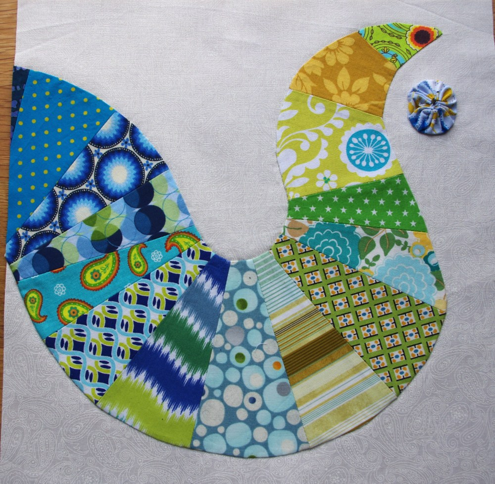 The Global Quilting Project (1/2)