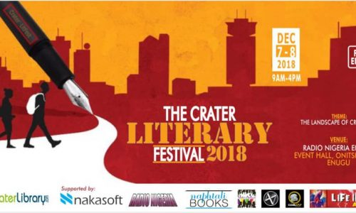 #CRATERLITFEST18
