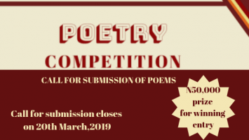 Poetry comp 19