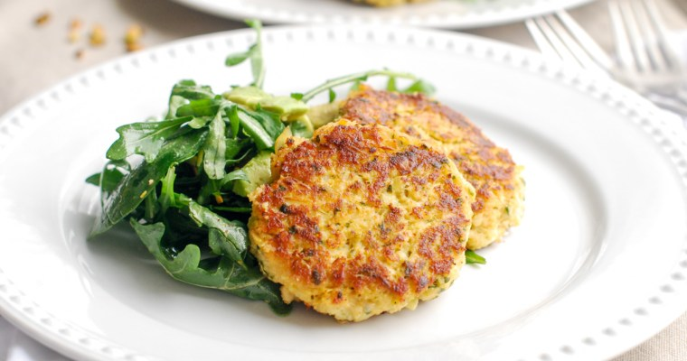 Shrimp and Artichoke Cakes