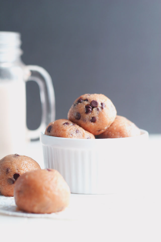 Healthy Snack: Vegan Vigilante Cookie Bites