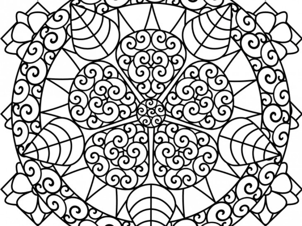 Adult Coloring Books All The Not So New Rage