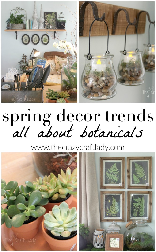 Spring 2016 Interior Decor Trends Her