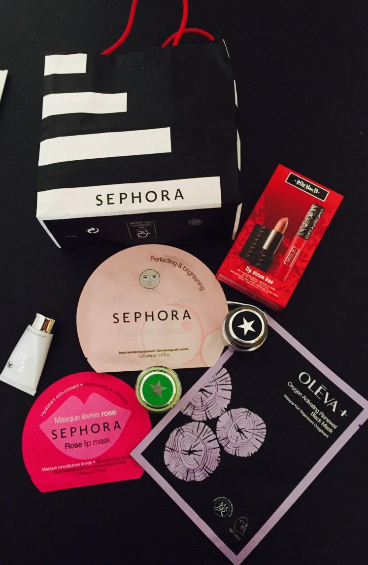 Sephora Shopping Challenge