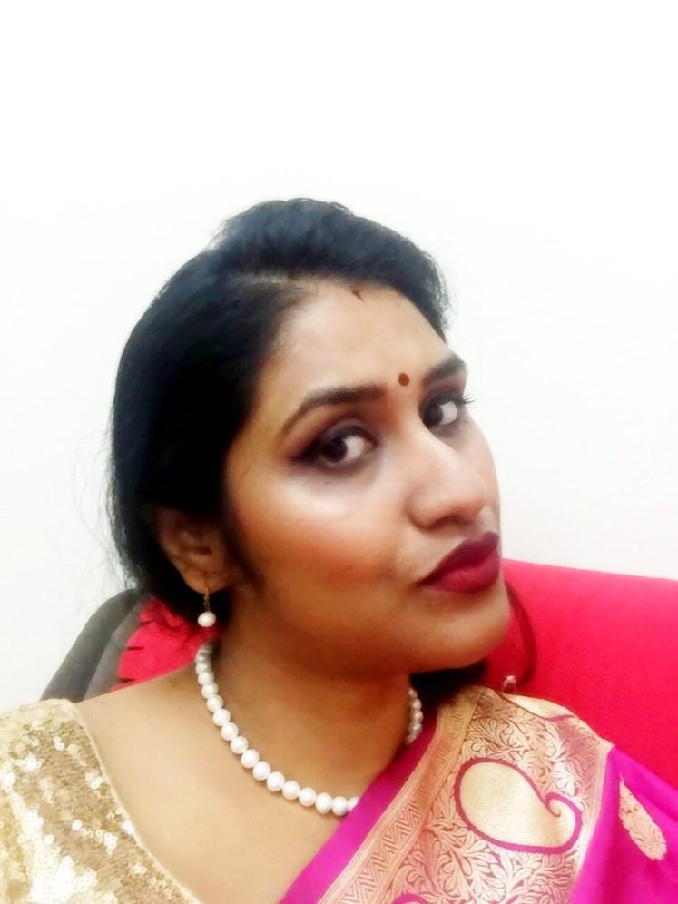 Indian Festive Makeup Look