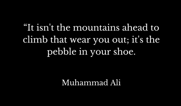 15 Inspiring Muhammad Ali quotes to kick-start your life!