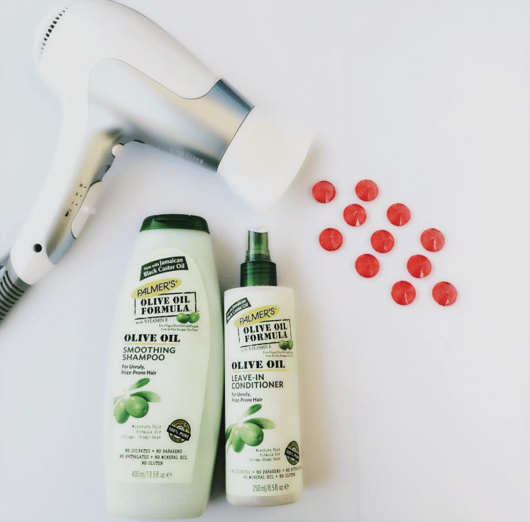 Palmer's Olive Oil Formula Shampoo and Leave-in Conditioner Review