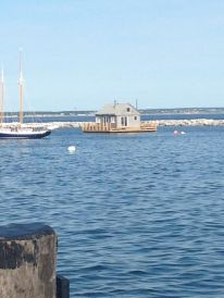 Houseboat - Provincetown, Cape Cod