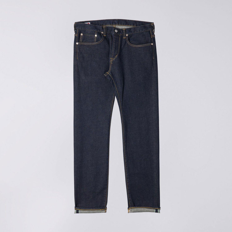 Edwin Kaihara Slim Taper Fit Jean - Blue Rinsed 0
