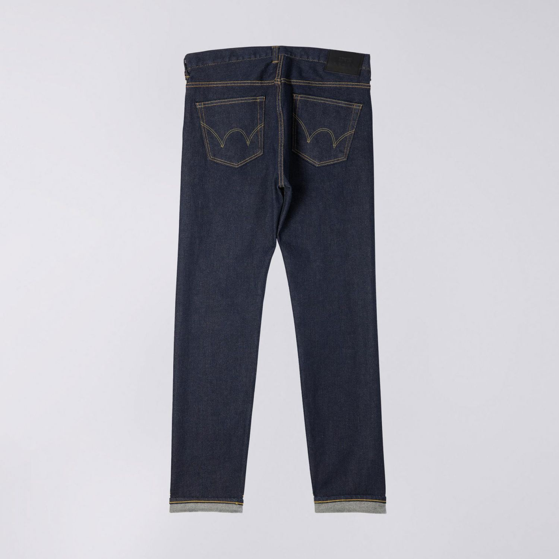 Edwin Kaihara Slim Taper Fit Jean - Blue Rinsed 1