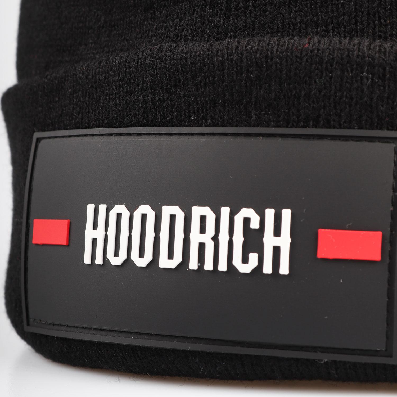 Hoodrich OG Rosso Beanie - Black/White 2