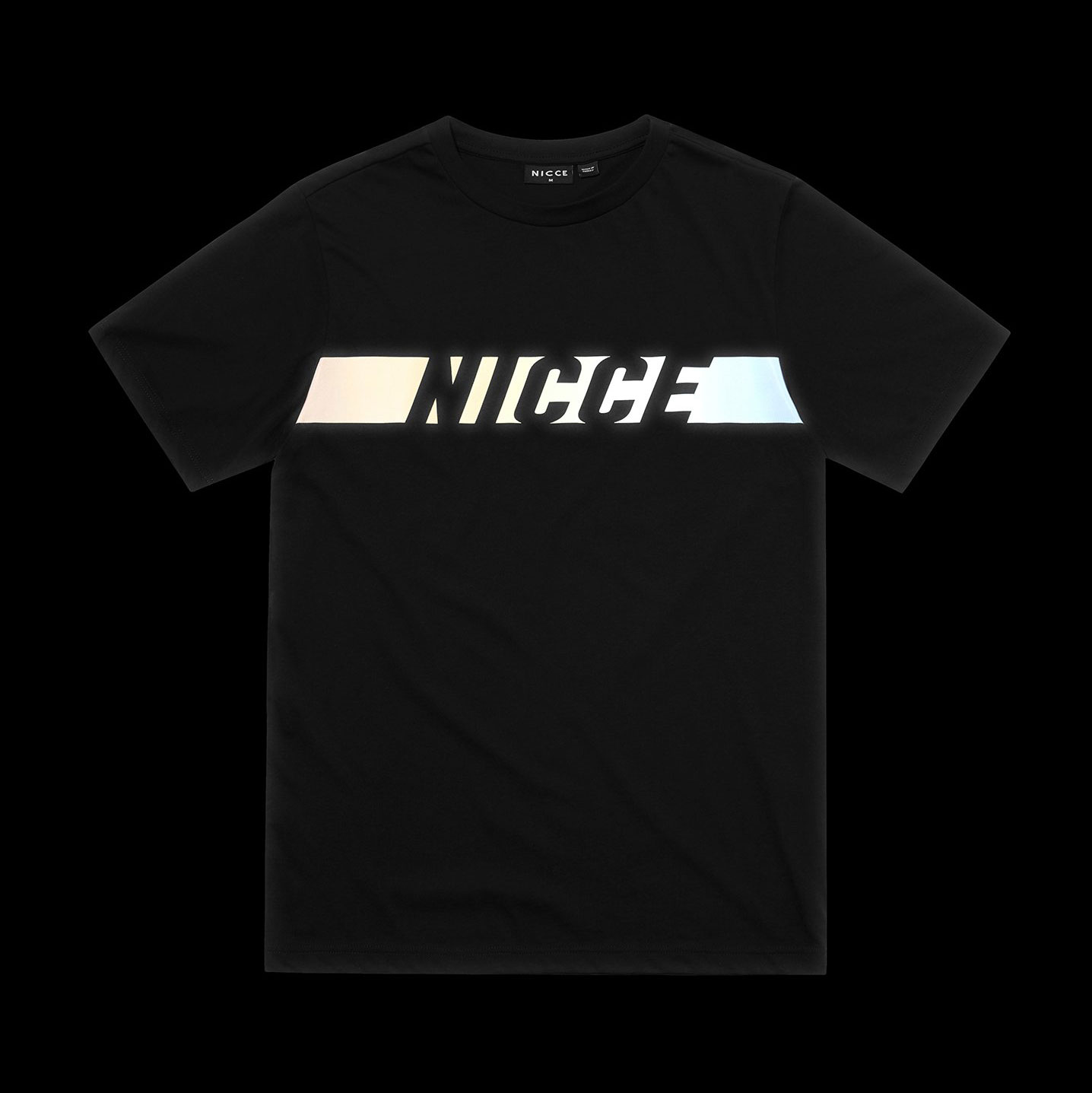 Nicce Omaze Tee - Black 1