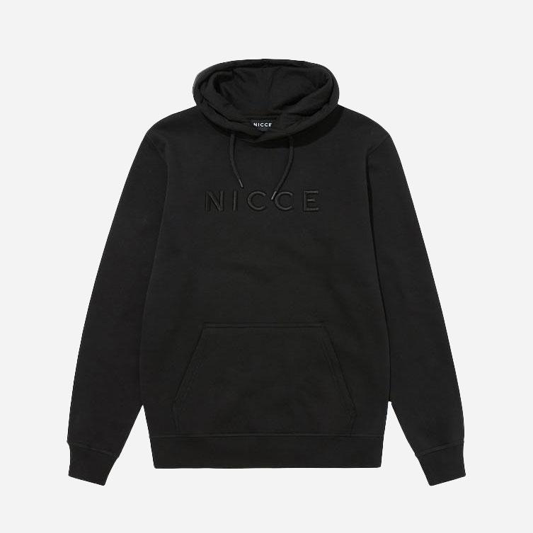 Nicce Mercury Hood - Black 0