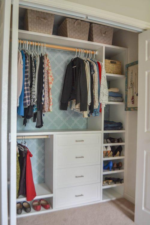 Closet Systems Small Closets