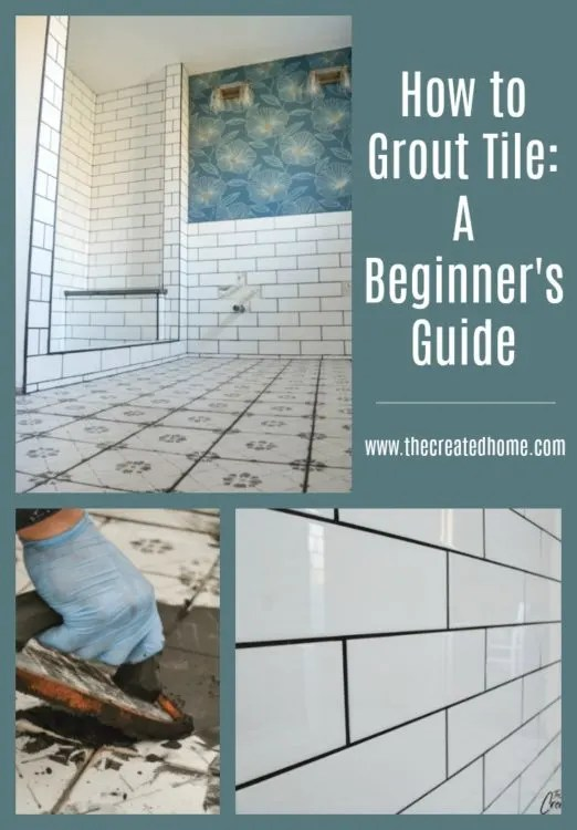 how to grout tile a beginner s guide