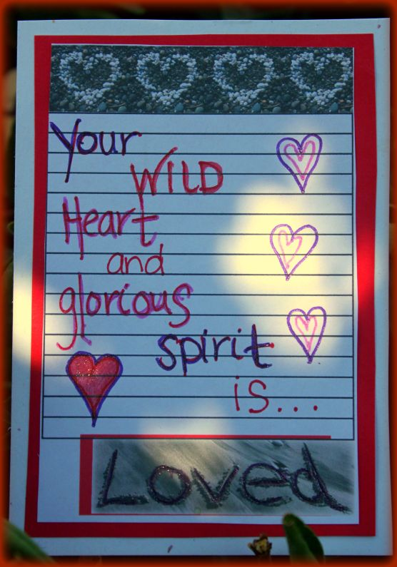 wild heart is loved