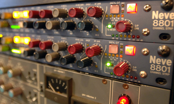 Neve Pre-Amps