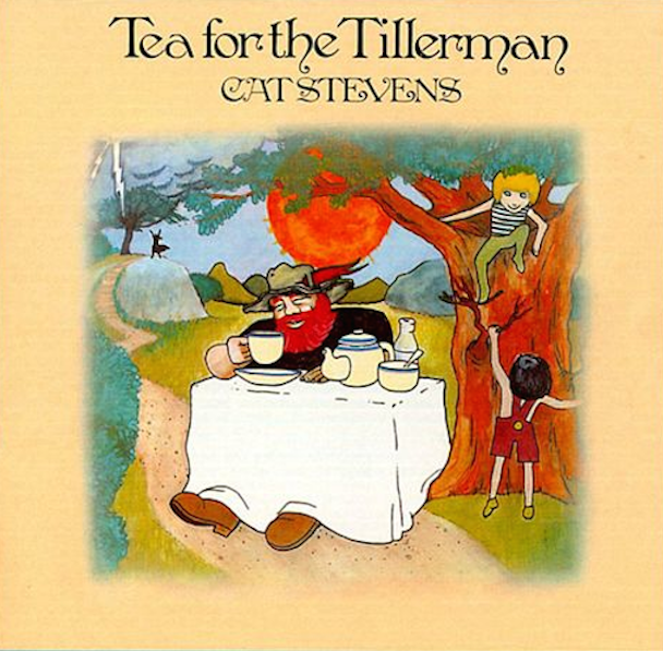 TheCreativeNet - Cat Stevens - Tea For The Tillerman