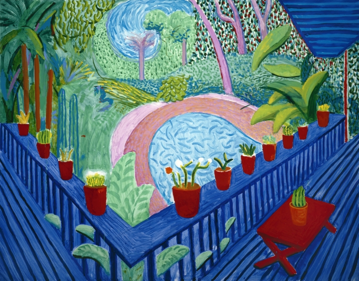 TheCreativeNet - Hockney