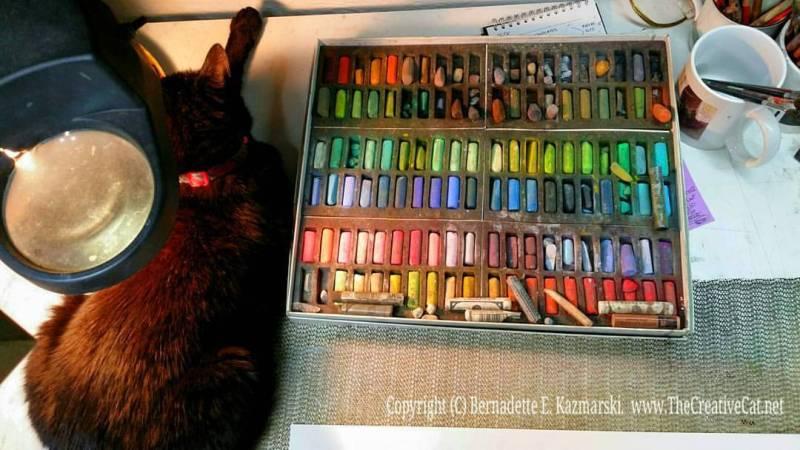 Mimi has assumed the night shift studio supervisor.