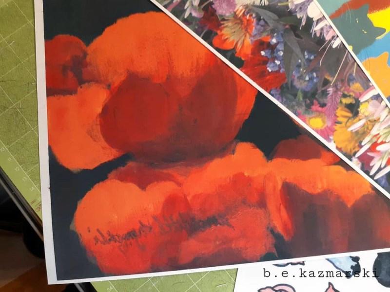 poppies new pattern