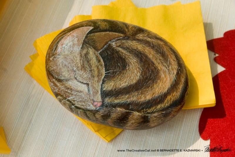 Cat rock.