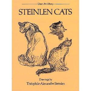 theophile steinlen sketchbook