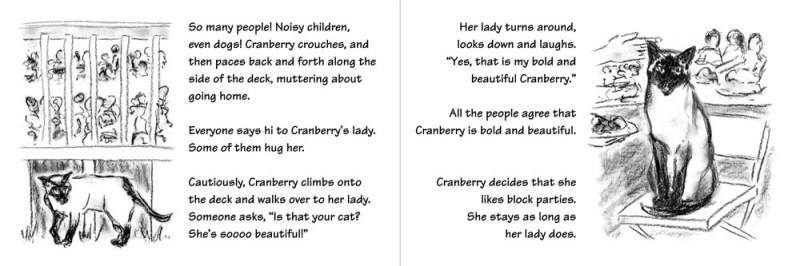 "Spread from ""Cranberry..."""