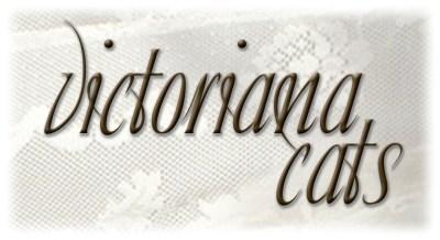 victoriana cats logo