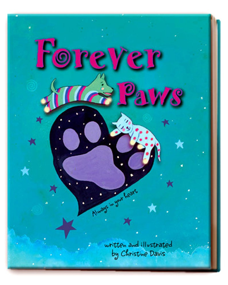 """Forever Paws"" by Christine Davis"