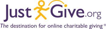 JustGive.org logo.