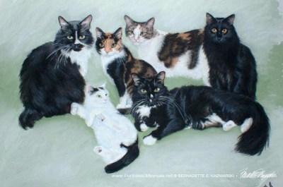 2003 family portrait.