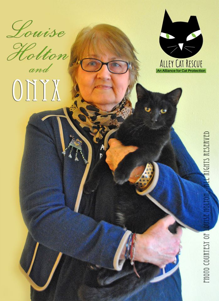Louise Holton and Onyx